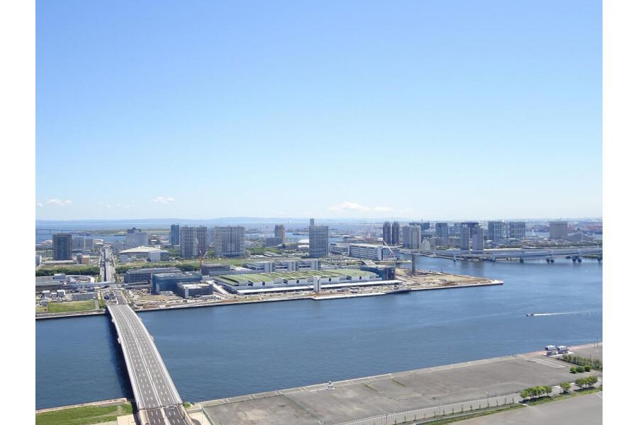 2SLDK マンション 中央区 海または川