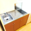 1K Apartment to Rent in Chiba-shi Inage-ku Interior