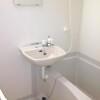 1K Apartment to Rent in Saitama-shi Sakura-ku Washroom
