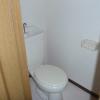 2DK Apartment to Rent in Edogawa-ku Toilet