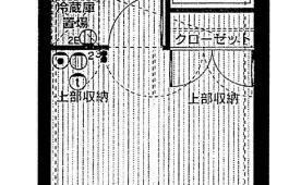 福岡市中央区 清川 1K {building type}