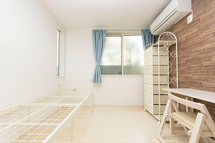 Private Serviced Apartment to Rent in Shinjuku-ku Bedroom