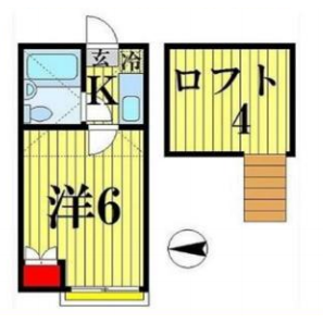 Whole Building {building type} in Minamisenju - Arakawa-ku Floorplan