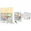 5LDK House to Rent in Yokosuka-shi Floorplan