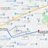 2DK Apartment to Rent in Setagaya-ku Map