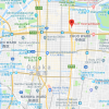 1K Apartment to Buy in Osaka-shi Chuo-ku Map