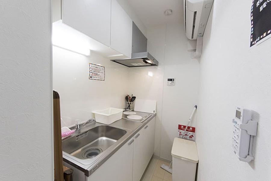 Private Guesthouse to Rent in Setagaya-ku Kitchen