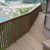 在横浜市中区购买4LDK 独栋住宅的 阳台/走廊