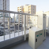 1LDK Apartment to Rent in Toshima-ku Balcony / Veranda