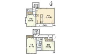 3LDK House in Naritahigashi - Suginami-ku