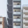 在中央区内租赁2LDK 公寓大厦 的 户外