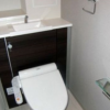 1K Apartment to Buy in Shinjuku-ku Toilet