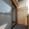 1K Apartment to Rent in Osaka-shi Nishiyodogawa-ku Balcony / Veranda