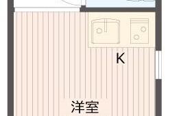 尼崎市 - 南塚口町 简易式公寓 1R