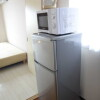 1K Apartment to Rent in Ibaraki-shi Kitchen