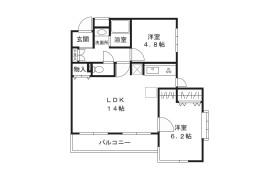 2LDK Mansion in Chitose - Kawasaki-shi Takatsu-ku
