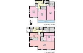 4LDK House in Shimmachi - Kokubunji-shi