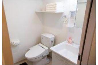 Whole Building Hotel/Ryokan to Buy in Kyoto-shi Nakagyo-ku Toilet