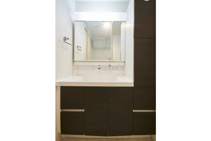 3LDK Apartment to Buy in Koto-ku Washroom