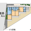 1K Apartment to Rent in Nakano-ku Floorplan