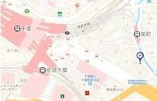 2DK {building type} in Fujimi - Chiba-shi Chuo-ku
