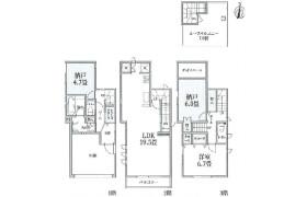 1LDK {building type} in Jiyugaoka - Meguro-ku