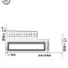 1K Apartment to Rent in Kofu-shi Layout Drawing