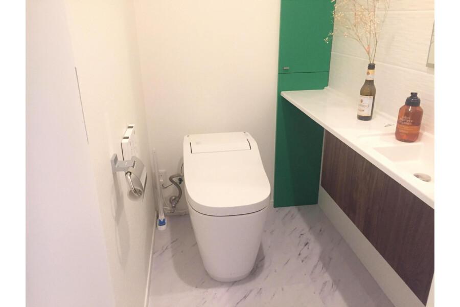 2LDK Apartment to Buy in Kyoto-shi Sakyo-ku Toilet