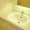 1R Apartment to Rent in Shibuya-ku Washroom