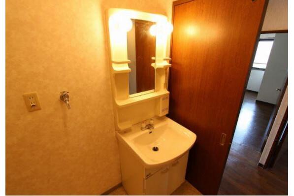 3SLDK Apartment to Rent in Nagoya-shi Chikusa-ku Washroom