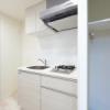 在品川区内租赁1K 公寓大厦 的 厨房