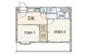 2DK {building type} in Yoshinocho - Yokohama-shi Minami-ku