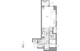 丰岛区高田-1K公寓大厦