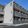 1K Apartment to Rent in Misato-shi Exterior