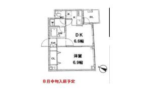涩谷区代々木-1DK公寓大厦