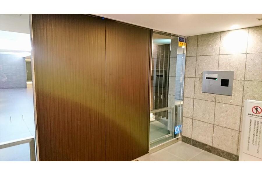 2LDK マンション 新宿区 内装