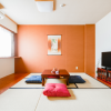 1LDK Apartment to Rent in Kyoto-shi Nakagyo-ku Living Room