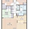 3LDK Apartment to Buy in Atsugi-shi Floorplan
