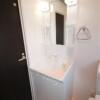 在練馬區內租賃1R 公寓大廈 的房產 盥洗室