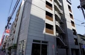 新宿區中落合-1R公寓大廈