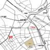 1DK Apartment to Rent in Chiba-shi Chuo-ku Access Map
