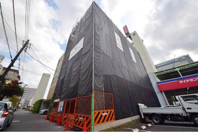 1LDK Apartment to Rent in Chiba-shi Chuo-ku Under Construction