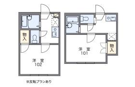 杉並区堀ノ内-1K公寓