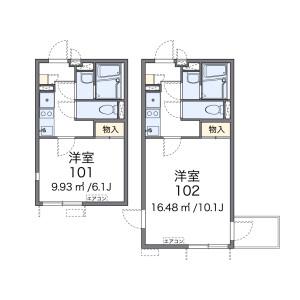 1K Apartment in Nishiwaseda(sonota) - Shinjuku-ku Floorplan