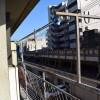 2DK Apartment to Rent in Osaka-shi Higashisumiyoshi-ku Balcony / Veranda