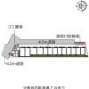 1K Apartment to Rent in Nerima-ku Map
