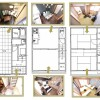 Whole Building Apartment to Buy in Osaka-shi Higashinari-ku Interior