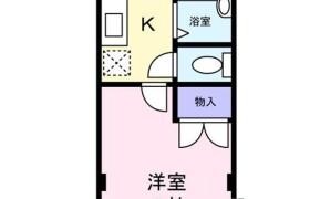1K Apartment in Sakusabe - Chiba-shi Inage-ku