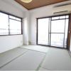 1DK Apartment to Rent in Osaka-shi Sumiyoshi-ku Living Room