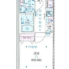 1K Apartment to Rent in Yokohama-shi Naka-ku Floorplan
